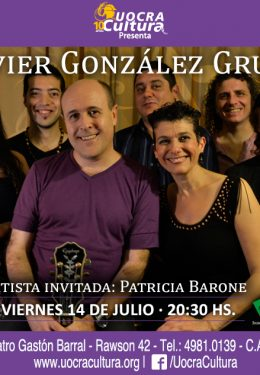 Javier Gonzalez grupo